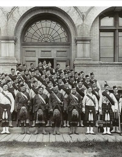 79th Cameron Highlanders of Canada