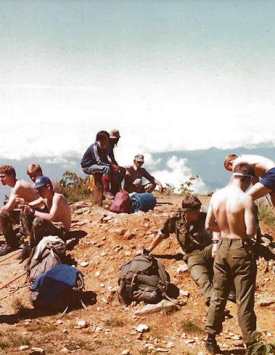 A Coy - Mt Kinabalu