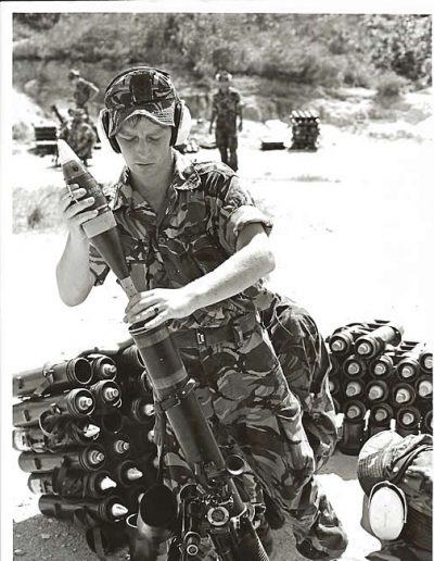Mortars P 157-1