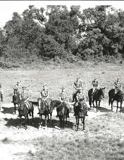 Mounted Infantry P131