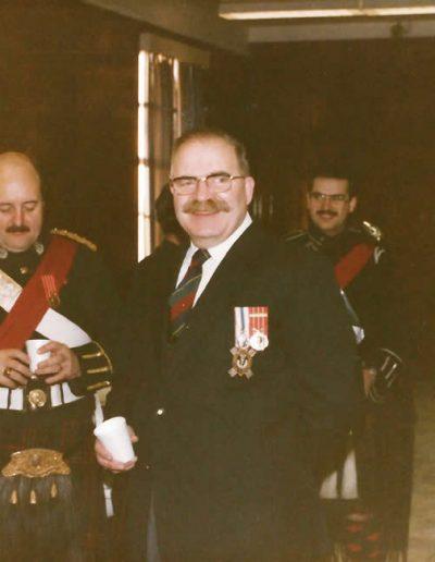 P105 - Queen's Own Cameron Highlanders of Canada