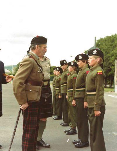 P122 - QOHLDRS Cadets