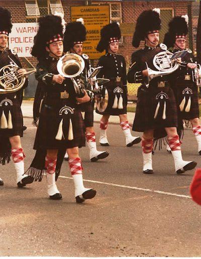 P152 - Regtl Band