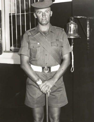 P162 - Sgt George Gedes