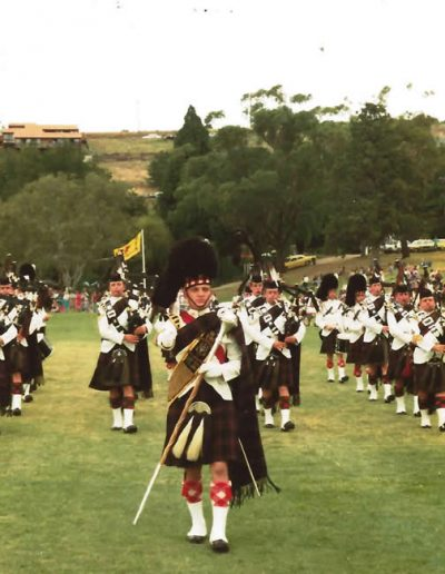P164 - Pipes and Drums