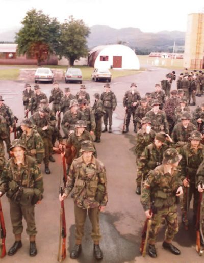 P225 - Edinburgh Academy CCF