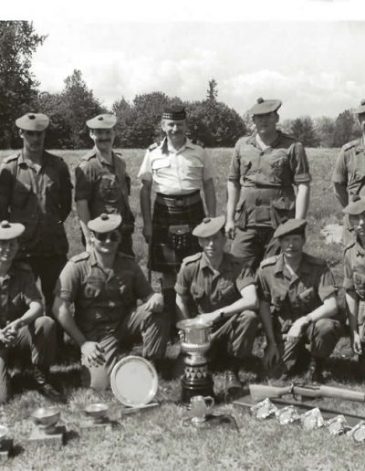 P231 - Seaforth Highlanders of Canada