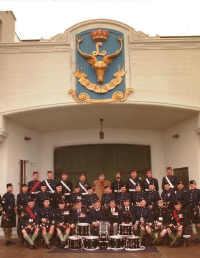 P232 - Seaforth Highlanders of Canada