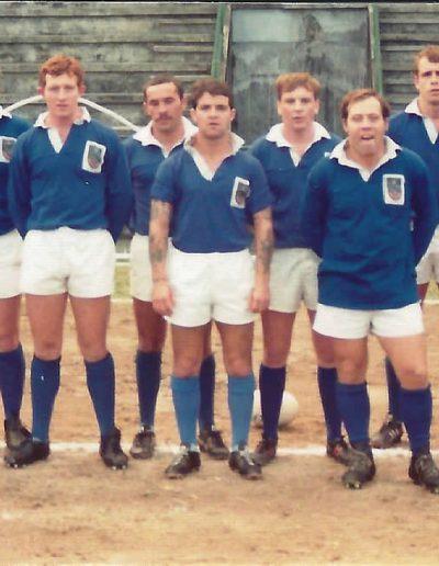 P65 - Bn Rugby Team