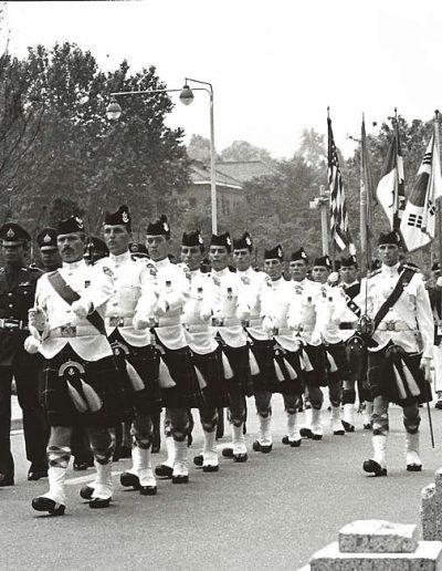 UN Honour Guard p 134