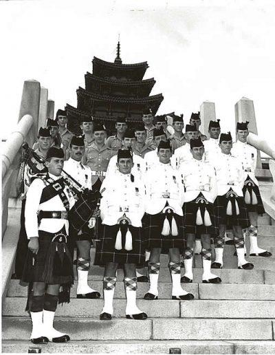 UN Honour Guard p 135