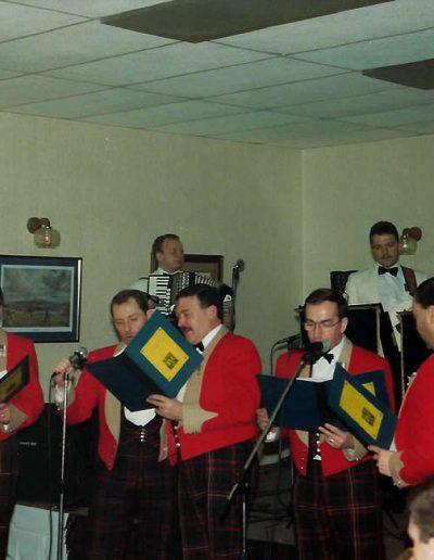 2.3 Sgts Mess Choir - P 87