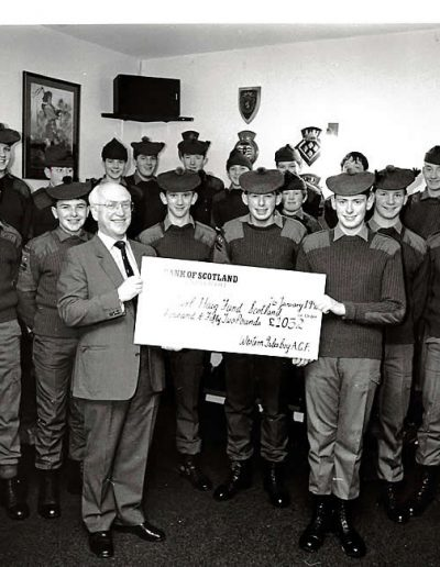 ACF Western Isles Company - P 106