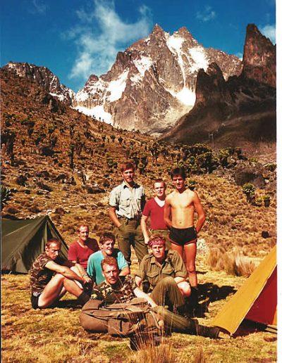 D Coy Mt Kenya