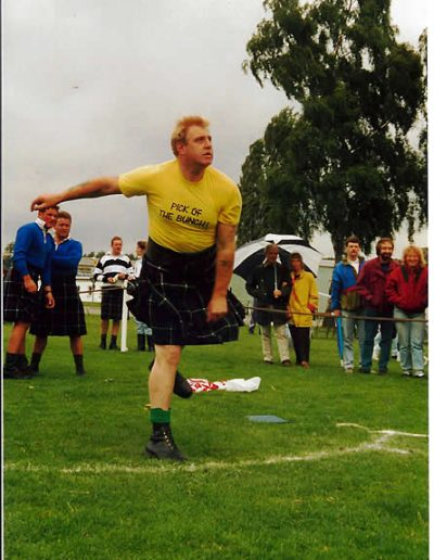 Highland Games p 175