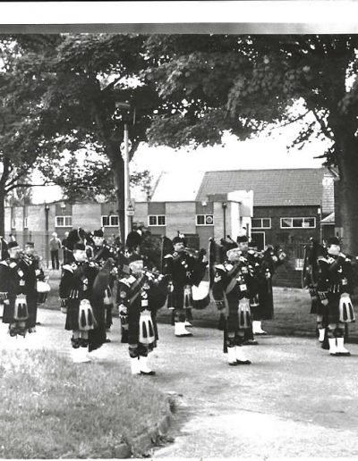 LSRA Pipes and Drums - P 217