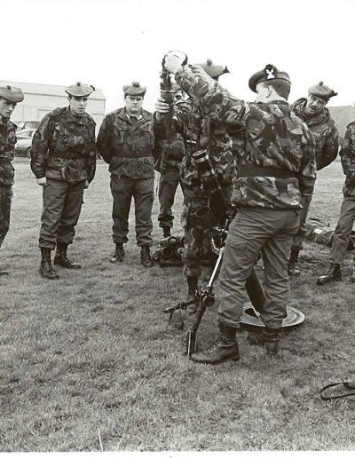 Mortars 2-51 Highland
