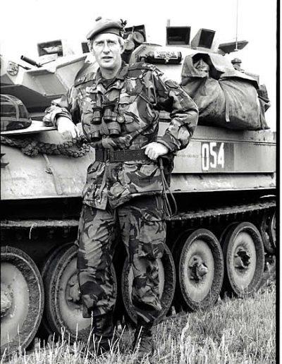 P 151 - Lt Col Seymour Monro