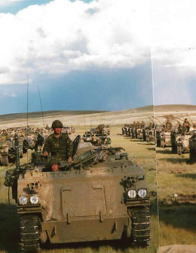 P 153 - Battle Group Med Man 5