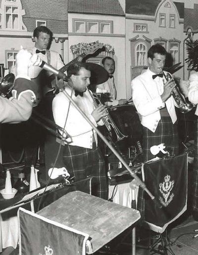 P 159 - Regimental Band