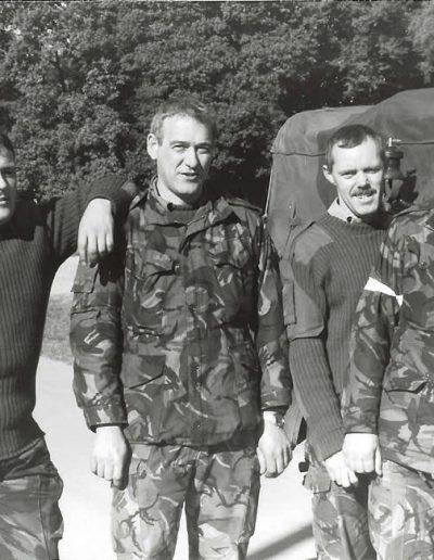 P 195 - HQ Coy 2-51 Highland