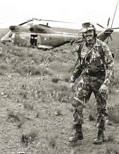 P162 - Sgt Munro