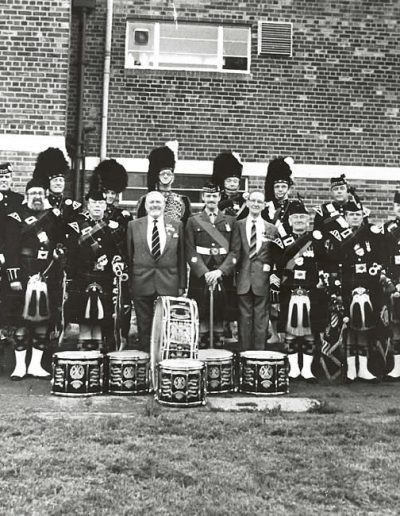 P229 - The Liverpool Scottish Associaton Pipe Band