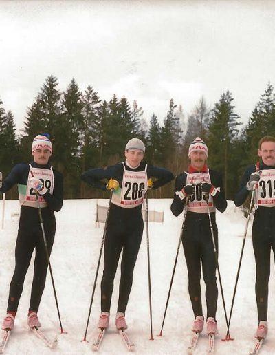 P67 - Nordic Ski-ing