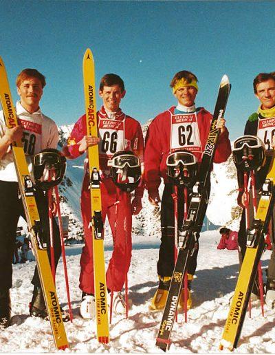 P68 - Downhill Ski-ing