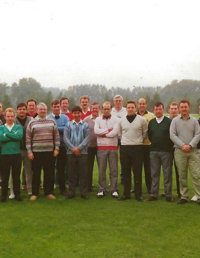 Sgts Mess Golf