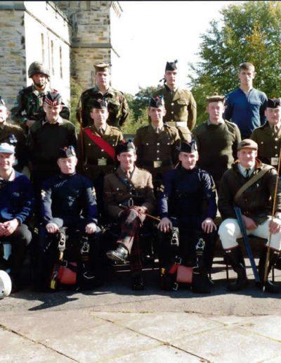 Army Training Regiment Glencorse