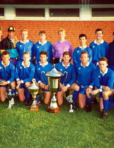 Football Team p 209