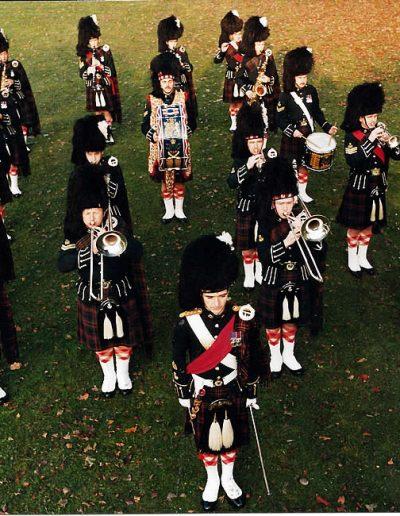 Regimental Band - P 183