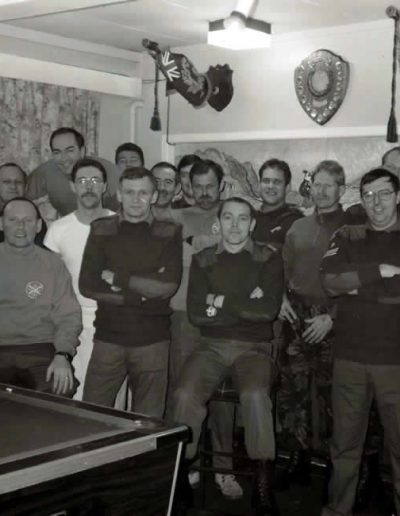 Sgts Mess B Coy and Echelon P 87a